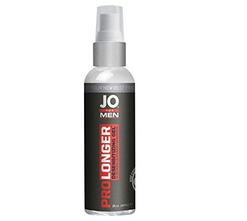 Gel JO Prolonger for Men pentru a fi barbatul care rezista mult