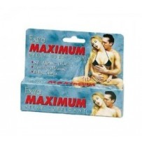 Crema Extra Maximum Delay Lube Large pentru a intarzia ejacularea, 45 g