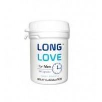 Pastile Long Love pentru intarzierea ejacularii
