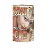 Crema Stay UP Penis Cream pentru a va ajuta sa prelungiti actul sexual, 40 ml