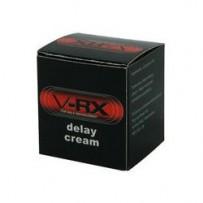 V-RX Delay- crema pentru intarzierea ejacularii